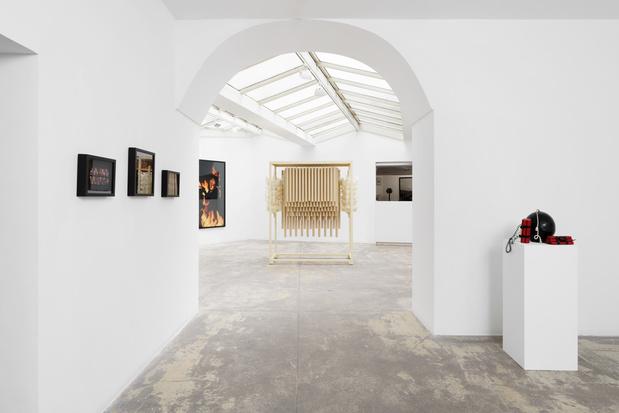Pilar albarracin galerie gp n vallois paris exposition 14 1 medium