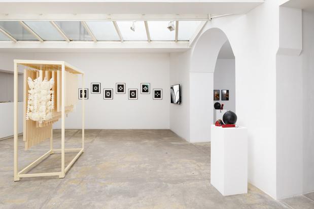 Pilar albarracin galerie gp n vallois paris exposition 15 1 medium