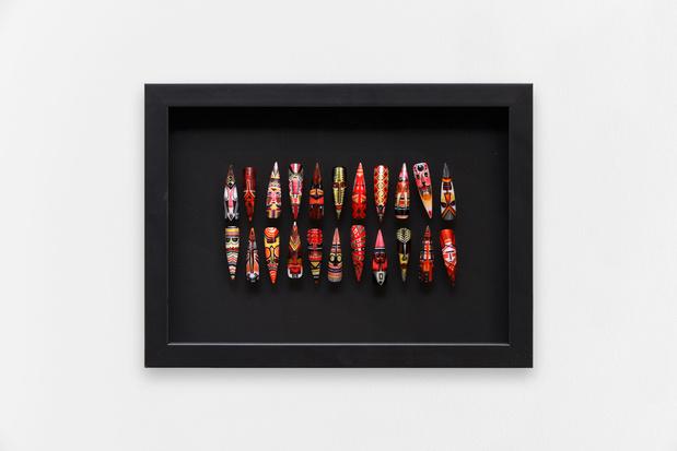 Pilar albarracin galerie gp n vallois paris exposition 16 1 medium