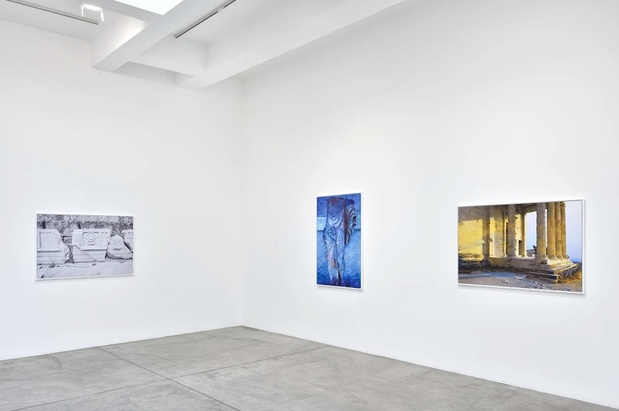 Galerie marian goodman expositino james welling 1 1 medium