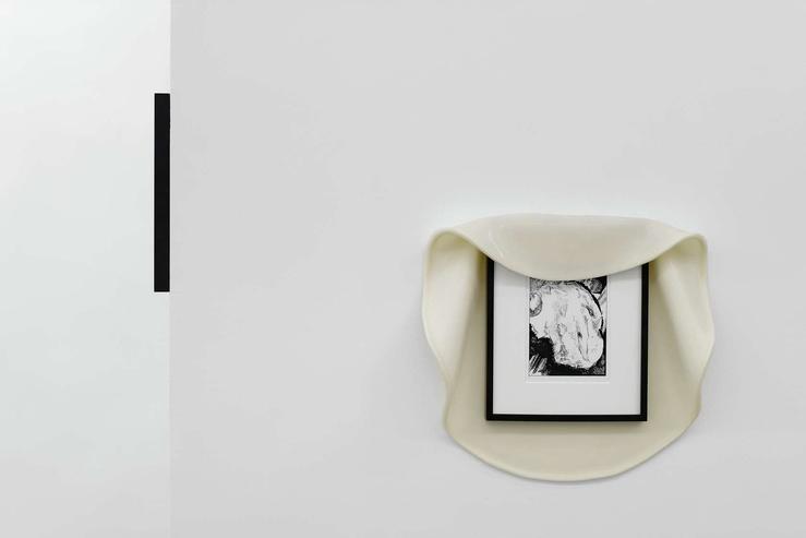 Vue d'exposition, Julien Tiberi, Symphonic Lava