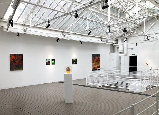Edouard wolton galerie les filles du calvaire paris exposition 15 1 medium