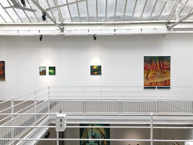 Edouard wolton galerie les filles du calvaire paris exposition 17 1 medium