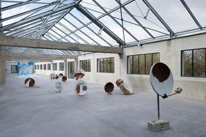 Ouassila Arras, Des Histoires d'eau, vue d'exposition, 2020