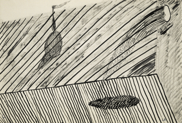 Louise bourgeois dessins drawings hauser wirth exposition exhibition 4 1 medium