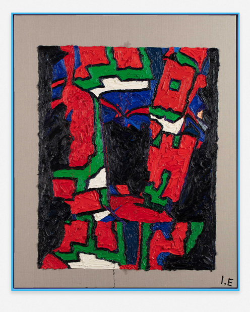 Ida ekblad galerie max hetzler paris article art contemporain 14%2021764 ida%20ekblad,%20she%20has%20swallowed%20us%20all,%202020 photo%20uli%20holz 1 medium