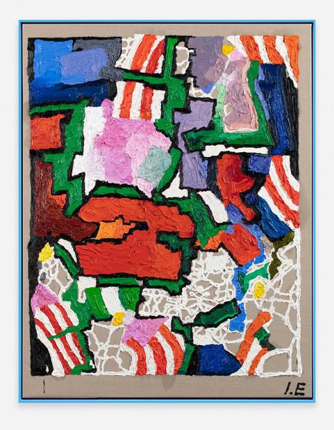 Ida ekblad galerie max hetzler paris article art contemporain 15%2021765 ida%20ekblad,%20her%20motor%20center,%202020 photo%20uli%20holz 1 medium