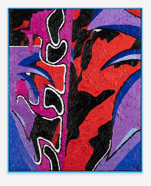 Ida ekblad galerie max hetzler paris article art contemporain 16%2021766 ida%20ekblad,%20the%20marinade%20in%20which%20her%20brain%20steeped,%202020 photo%20uli%20holz 1 medium