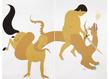 Kubra khademi exposition dessin paris galerie eric mouchet dyptique 1 grid