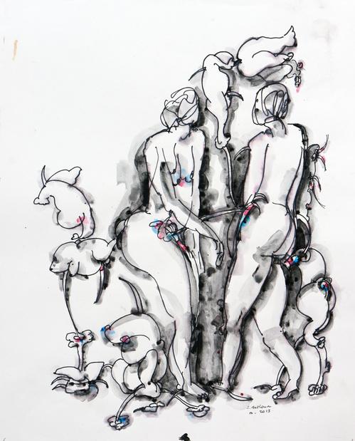 Maelle galerie paris ernest breleur 6a 1 medium