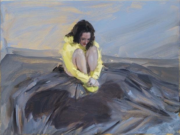 Jenna gribbon peinture artiste 8 1 medium
