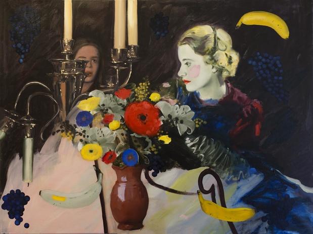 Jenna gribbon peinture artiste 10 1 medium