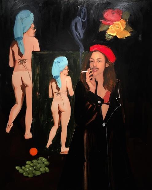 Jenna gribbon peinture artiste 14 1 medium