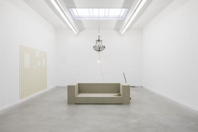 Vue de l'exposition Sven 't Jolle, Collecting Dust