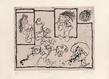 Pierre alechinsky galerie lelong compartiments 1 grid