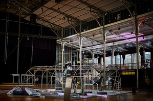Gaëlle Choisne Centre Pompidou Les Moyens du bord