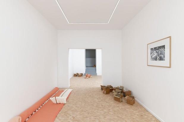 Interview Isabelle Alfonsi et Cécilia Becanovic, galerie Marcelle Alix