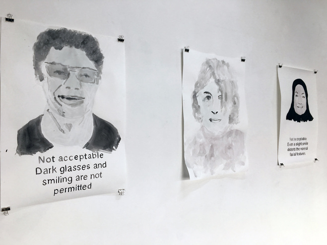 Installation mixtes médias