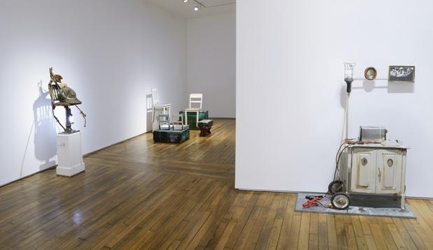 Galerie templon paris exposition kienholz 2 1 medium