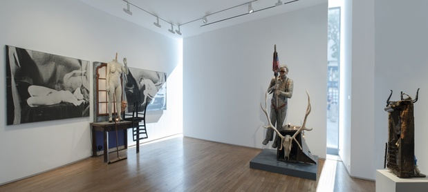 Galerie templon paris exposition kienholz 3 1 medium