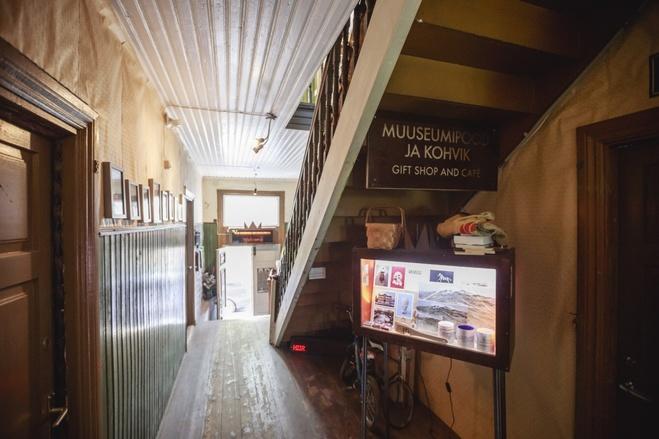 Vue du Flo Kasearu's House Museum