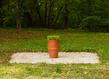 Ludovic chemarin pots d herbe 2020 ludovic vue d exposition photo aurelien mole courtesy de artiste et des tanneries cac amilly 1 1 grid