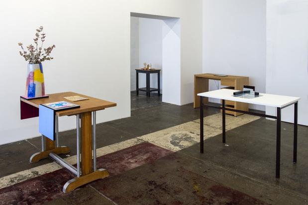 Le credac exposition la vie des tables   vue d exposition %28c%29 marc domage132 1 medium