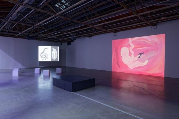 Tala madani exposition palais de tokyo paris anticorps 2020 1 medium