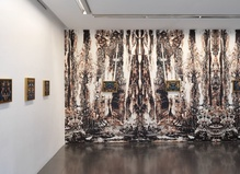 Philippe Mayaux, Butterfly Divinities—Galerie Loevenbruck