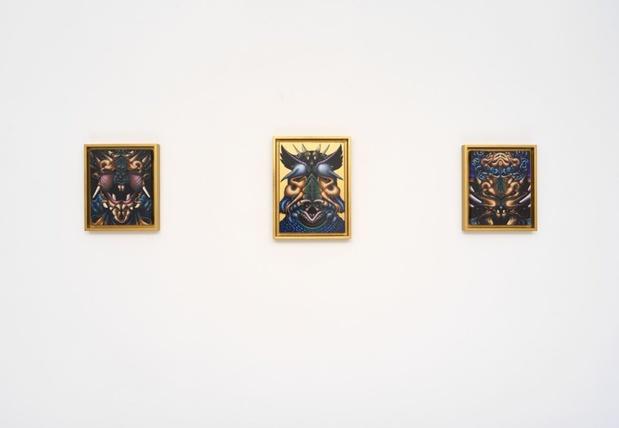 Philippe mayaux exposition galerie loevenbruck peinture paris 12 1 medium