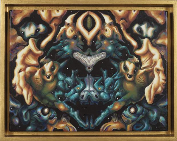 Philippe mayaux exposition galerie loevenbruck peinture paris 14 1 medium
