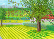 David hockney galerie lelong & co paris exposition peinture 1%282%29 1 grid