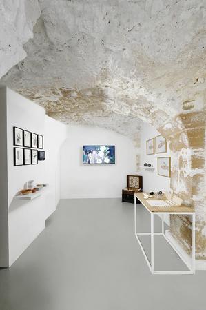 Vue de l'exposition 'Or, Encens & Myrrhe'