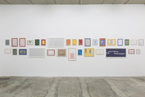 Camila oliveira fairclough exposition galerie laurent godin paris 1 medium