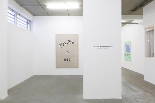 Camila oliveira fairclough exposition galerie laurent godin paris 1 1 medium