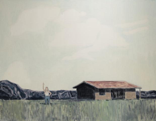 Galerie gpn vallois gp& n exposition paris pierre seinturier3.%20she%20sends%20her%20regards 1 medium
