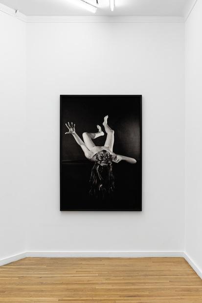 Orlan galerie ceysson & benetiere paris exposition 12 1 medium