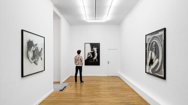 Orlan galerie ceysson & benetiere paris exposition 1 1 medium