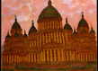 Galerie loevenbruck marcel storr artiste cathedrale dessin paris exposition 17 1 grid