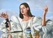 Lactose tolerance 2017 oil on canvas 210x300cm 1 grid