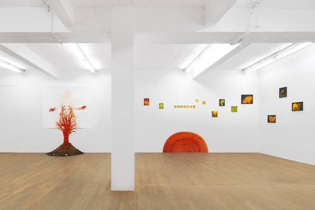 Backslash galerie gallery paris odonchimeg davaadorj exposition 12 1 medium