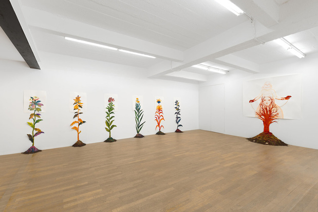 Backslash galerie gallery paris odonchimeg davaadorj exposition 16 1 medium