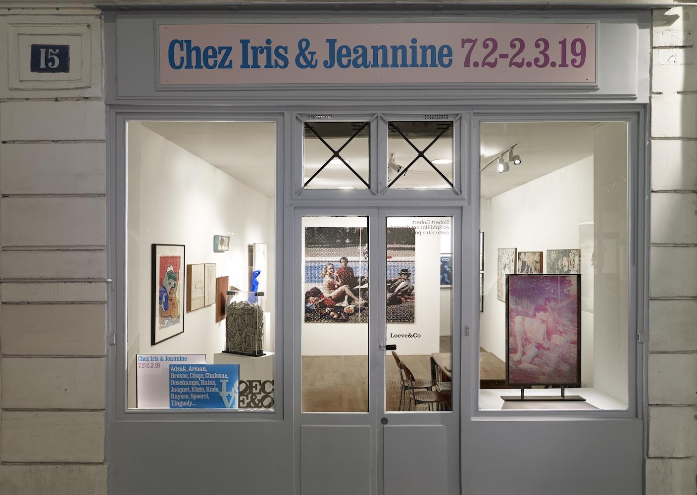 Galerie loeve & co exposition paris photo fabrice gousset 1 1 original