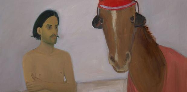 Xinyi cheng peintre artiste artist peinture balice hertling exposition 14 1 medium