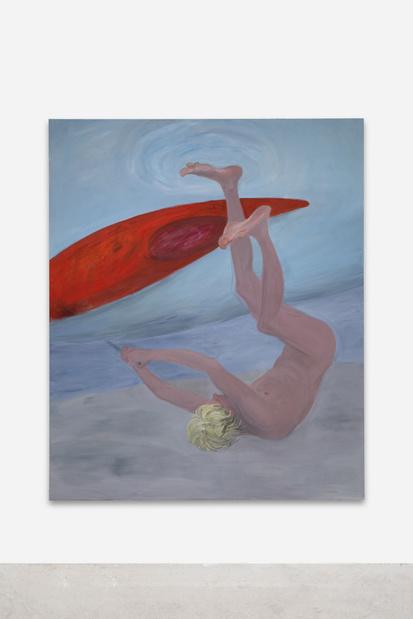 Xinyi cheng peintre artiste artist peinture balice hertling exposition 15 1 medium