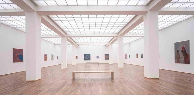 Xinyi cheng peintre artiste artist peinture balice hertling exposition 17 1 medium