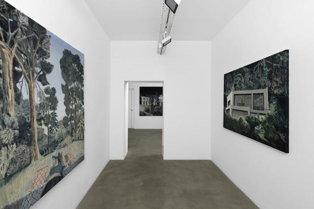 Gpvallois galerie vallois pierre seinturier peinture critique 10 1 medium