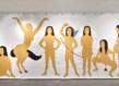 Kubra khademi exposition galerie eric mouchet artiste c rebecca fanuele 13 1 grid