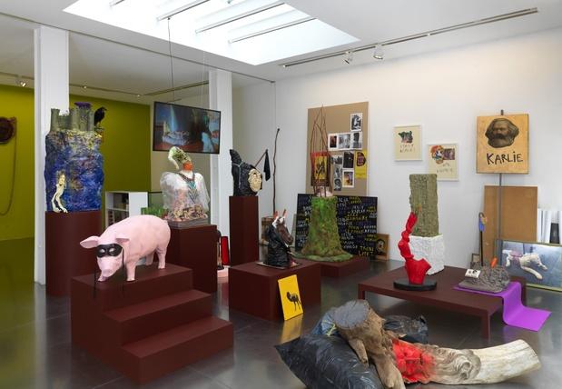 Arnaud labelle rojoux galerie loevenbruck paris exposition 14 1 medium