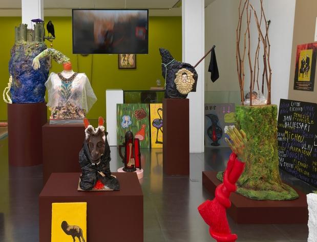 Arnaud labelle rojoux galerie loevenbruck paris exposition 18 1 medium